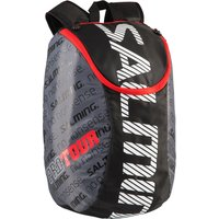 Salming Pro Tour Backpack - Black/Red