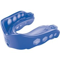 Image of Shock Doctor Gel Max Adult Mouthguard - Blue
