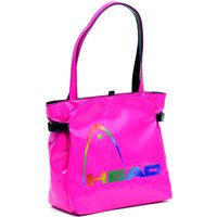 Head Fusion Shopper Bag - Fuchsia