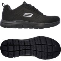 Skechers Flex Advantage 2.0 The Happs Mens Shoes - Black, 9.5 UK