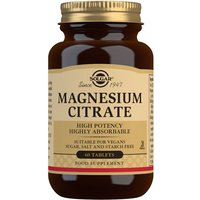 Image of Solgar Magnesium Citrate - 60 Tablets