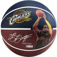 Spalding LeBron James Basketball - Size 5
