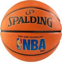 Spalding NBA Logoman Sponge Rubber Outdoor Basketball