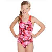 Speedo Astro Fizz Allover Splashback Girls Swimsuit - 24""