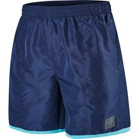 Speedo Colour Block 16 Inch Mens Watershorts - Navy/Blue, S