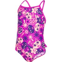 Speedo Essential Frill Infant Girls Swimsuit - 3 Year