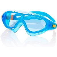 Speedo Rift Junior Swimming Goggles - Blue/Orange