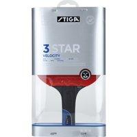 Stiga 3 Star Velocity Table Tennis Bat