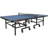 Stiga Elite Roller CCS Advance Indoor Table Tennis Table