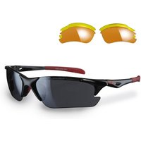 Sunwise Twister Sunglasses - Black