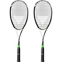 Tecnifibre Suprem SB Blast Squash Racket Double Pack