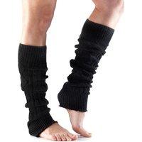 ToeSox Knee High Leg Warmers - Black