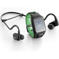 TomTom Runner 3 Cardio Music Large Heart Rate Monitor with Headphones