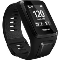 TomTom Spark 3 Cardio Small Heart Rate Monitor - Black