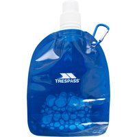 Trespass Hydromini Collapsible Water Bottle - Blue