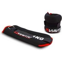 Image of Viavito 2 x 1kg Wrist Weights