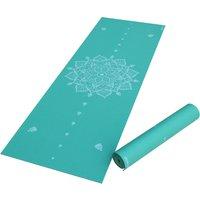 Image of Viavito Asuryama 4mm Yoga Mat - Emerald Mint