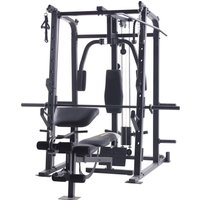 Image of Weider Pro 8500 Smith Cage