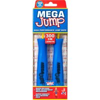 Image of Wicked Mega Jump Single Skipping Rope - Blue