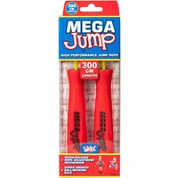 Image of Wicked Mega Jump Single Skipping Rope - Red