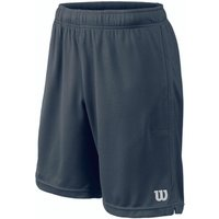 Wilson Knit 9 Mens Shorts - Grey, XXL