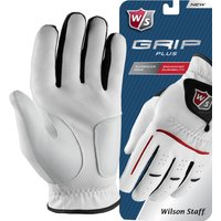 Wilson Staff Grip Plus Mens Golf Glove - S, Right handed