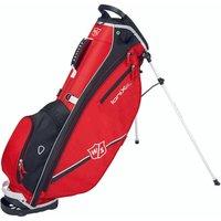 Wilson Staff Ionix SL Golf Carry Bag - Red/Black
