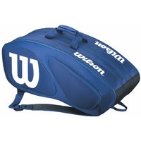 Wilson Team II 12 Racket Bag - Navy