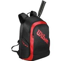 Wilson Tour Badminton Backpack - Black/Red