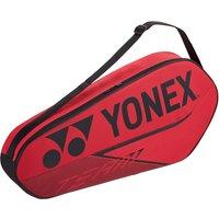 Yonex 42023 Team 3 Racket Bag - Red