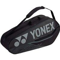 Yonex 42026 Team 6 Racket Bag - Black