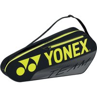 Yonex 42123 Team 3 Racket Bag - Black