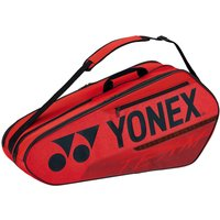 Yonex 42126 Team 6 Racket Bag - Red
