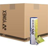 Yonex Mavis 300 Yellow Shuttlecocks 50 dozen - Medium