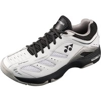 Yonex SHT Power Cushion Cefiro Mens Tennis Shoes - White/Grey, 9 UK
