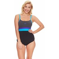 Zoggs St Kilda Scoop Crossback Ladies Swimsuit - 42