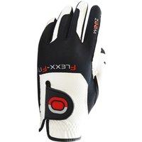 Zoom Weather Mens Golf Gloves - White/Black