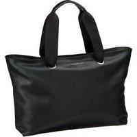 Mandarina Duck Shopper Mellow Leather Shopper FZT94 Black