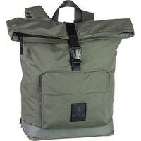 Strellson Rucksack / Daypack Swiss Cross Backpack SVZ Khaki