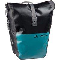 Vaude Fahrradtasche Aqua Back Color Black/Alpine Lake (48 Liter)