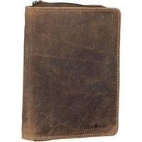 Greenburry Schreibmappe Vintage 1633 RV-Schreibmappe A5 Brown