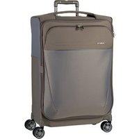 Samsonite Trolley + Koffer B-Lite Icon Spinner 71 exp Dark Sand (83 Liter)
