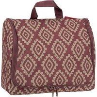 reisenthel Kulturbeutel / Beauty Case toiletbag XL Diamonds Rouge (4 Liter)