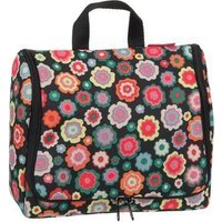 reisenthel Kulturbeutel / Beauty Case toiletbag XL Happy Flowers (4 Liter)