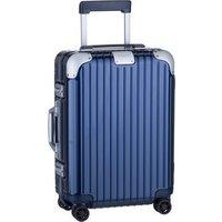Rimowa Trolley + Koffer Hybrid Cabin S Blue Gloss (32 Liter)