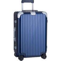 Rimowa Trolley + Koffer Hybrid Check-In M Blue Gloss (62 Liter)