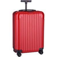Rimowa Trolley + Koffer Essential Lite Cabin S Red Gloss (31 Liter)