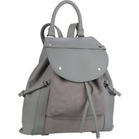 Liebeskind Berlin Rucksack / Daypack New Saddle Backpack M Hyena Grey