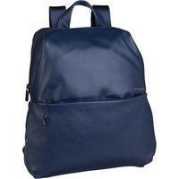 Mandarina Duck Rucksack / Daypack Athena Backpack UPT10 Dress Blue