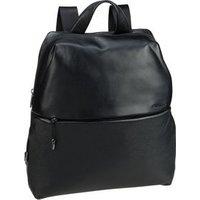 Mandarina Duck Rucksack / Daypack Athena Backpack UPT10 Black
